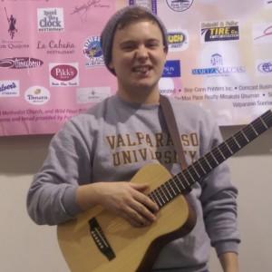 Dick Chaney - Singing Guitarist in Valparaiso, Indiana