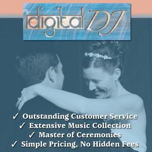 Digital DJ - Wedding DJ in Denver, Colorado