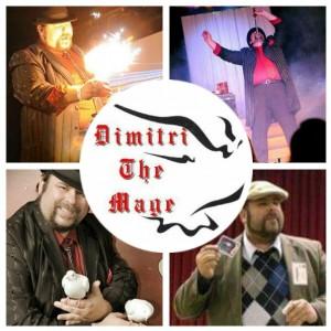 Dimitri The Mage - Magician in St Louis, Missouri