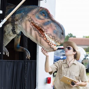 Dino in Ohio - Party Rentals in Cleveland, Ohio