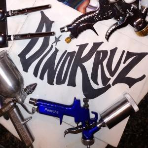 Dino Kruz and Company - Airbrush Artist in Bryant, Arkansas
