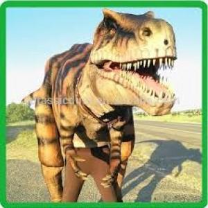 Dinosaur Character Rental