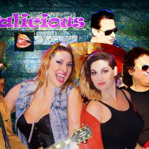 Divalicious (Rock Goddess Tribute Band) - Classic Rock Band in Los Angeles, California