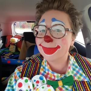 Dizzy LaFizz - Children's Party Entertainment / Clown in Delta Junction, Alaska