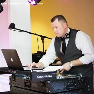 DJ Bobby White (aka DJ BLUV)