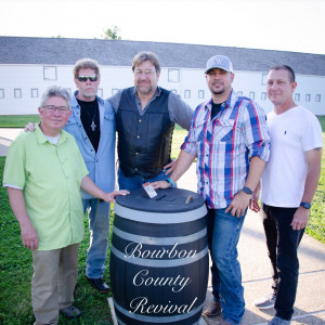 DJ Brown & The Bourbon County Revival - Cover Band / Party Band in Fort Scott, Kansas