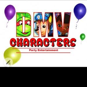 Dmv Characters - Costume Rentals / Balloon Twister in Atlanta, Georgia