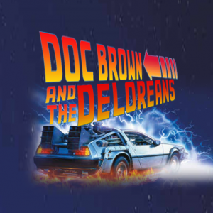 Doc Brown and the Deloreans - Tribute Band in Matteson, Illinois
