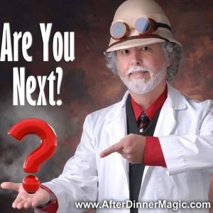 Doctor Osborn's Magic and Balloons - Magician in Madison, Alabama