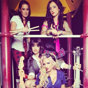 Dollface all Female cover band - Dance Band in Las Vegas, Nevada