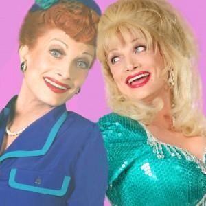 Dolly Parton and Lucille Ball Impersonator - Dolly Parton Impersonator / Lucille Ball Impersonator in Atlanta, Georgia