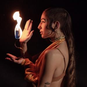 Dom Chameleon - Fire Dancer / Burlesque Entertainment in San Antonio, Texas