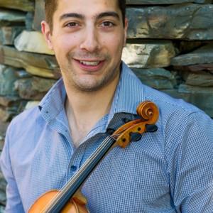 Dominic Greene Music - Violinist / Strolling Violinist in Saint John's, Newfoundland