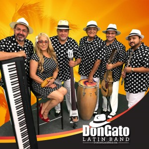 DonGato Latin Band - Latin Band in Sacramento, California