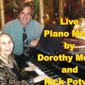 Dorothy Motto & Rick Potvin Restaurant PianoVocals - Pianist in Phoenix, Arizona