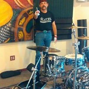 Harold Montoya aka. Chopper Pro drummer - Drummer in Cuba, New Mexico