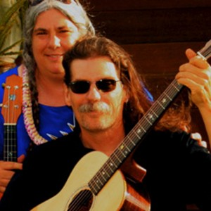 Doug and Sandy McMaster - Acoustic Band in Hanalei, Hawaii