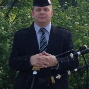 Doug Wickham, Bagpiper - Bagpiper in Hamilton, Ontario