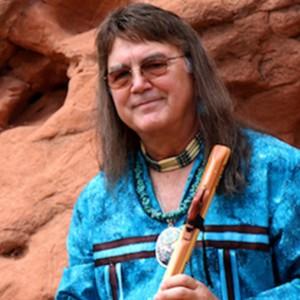 Douglas Blue Feather - Native American Entertainment in Cincinnati, Ohio