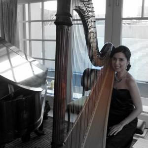 Anastasia Pike - Harpist in Annapolis, Maryland