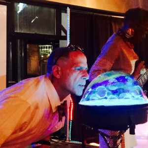 Dr. Awesome - Professional Bubbleologist - Bubble Entertainment in Cleveland Heights, Ohio
