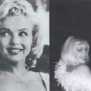 Dr. Phela Feelgood - Marilyn Monroe Impersonator in Las Vegas, Nevada