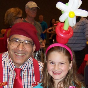 Dr. GEE's Magic and Balloons - Children's Party Magician / Balloon Twister in Mobile, Alabama