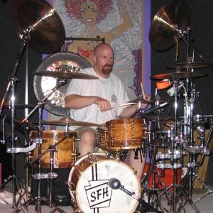 Dr. Shaun F. Hedgepeth - Drummer / Alternative Band in San Antonio, Texas