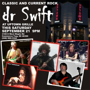 Dr. Swift Band - Pop Music in West Bloomfield, Michigan