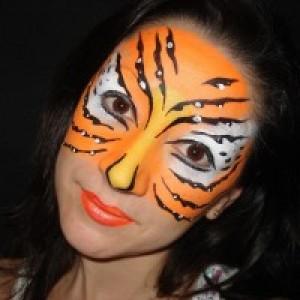 Dream Face Art - Face Painter in Chantilly, Virginia
