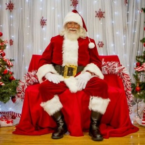Duane Paul (A New York Santa) - Santa Claus in Poughkeepsie, New York