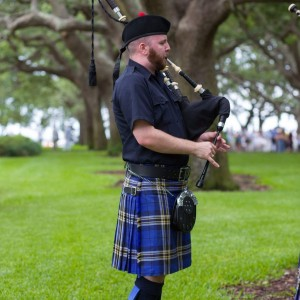 Duncan Rhoad, the Half Moon Highlander - Bagpiper / Celtic Music in Pikeville, Kentucky