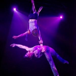 Duo Catalexi - Circus Entertainment in Quebec City, Quebec