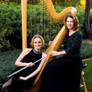 Duo Mystique, flute and harp - Harpist in North Las Vegas, Nevada