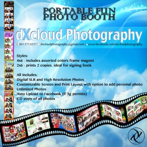 dXcloud Photography - Photo Booths in Jersey City, New Jersey