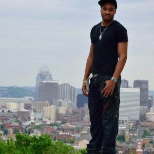 Philip Terry aka Phantom from D.Y.D. - Hip Hop Group in Cincinnati, Ohio