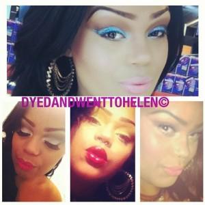Dyedandwenttohelen - Makeup Artist / Hair Stylist in Miami, Florida