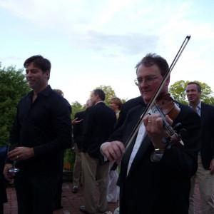 Dyson Music - Violinist in West Hartford, Connecticut