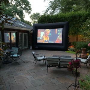 Easy Audio Rental - Outdoor Movie Screens in Olathe, Kansas