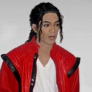 Ed Hollis as Michael Jackson - Michael Jackson Impersonator / Hip Hop Dancer in Chicago, Illinois