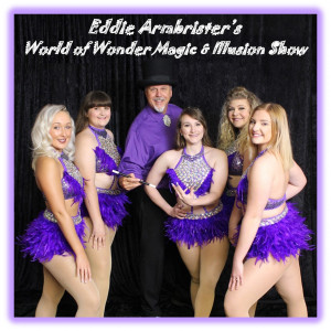 Eddie Armbrister's World of Wonder Magic Show - Magician in Knoxville, Tennessee