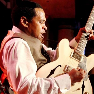 Eddie Cotton - Blues Band in Louisiana, Missouri