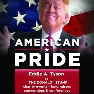 """Eddie Tyson as The """"DONALD"""" STUMP"""