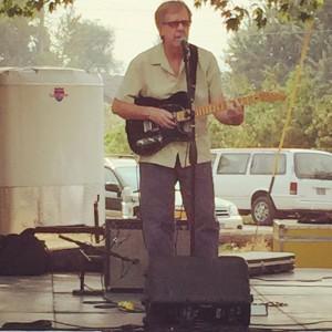 Eddy Delbridge - Singing Guitarist in Eugene, Oregon