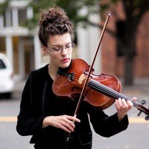 Edward Violahands - Viola Player / Strolling Violinist in Portland, Oregon