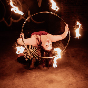 Eevee Fire Arts - Fire Performer / Fire Eater in Denver, Colorado