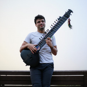 Ege Sanli - Improvisational Yoga Music - Sitar Player in San Francisco, California