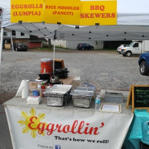 Eggrollin' - Caterer in Atlanta, Georgia