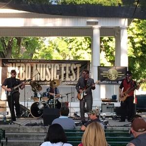 E.L.84 band - Rock Band in American Fork, Utah