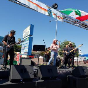 Electra - Latin Band in Woodland, California